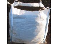 compost in bulk bags