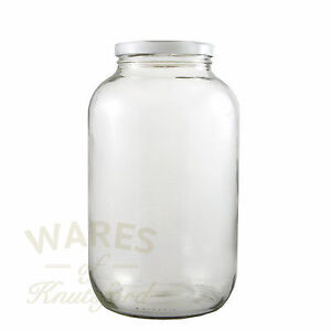 LOOKING FOR LARGE GLASS JARS WITH LIDS!!! SCIENCE PROJECT!
