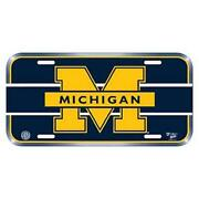 University of Michigan License Plate