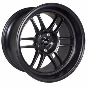 suzuka 17x7.5 5x114.3 +25 offset in matt black or bronze ( RPF1 style)