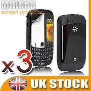 Blackberry Curve 8520 Mirror Screen Protector