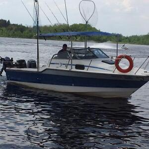 22 foot boat for sale
