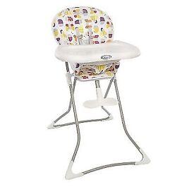 Graco Bugs High Chair