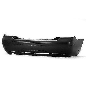 New Painted 2005 2006 2007 Ford Focus Rear Bumper & FREE shipping