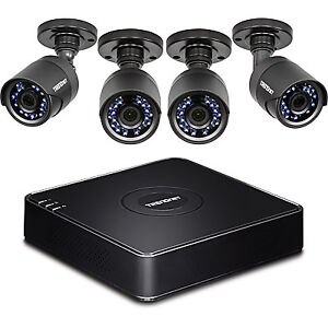 High Def. Security Camera+DVR+1TB Storage + Cables kit - Welland