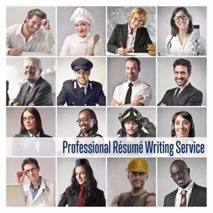 Professional Résumé Writing Service- $50 Flat Rate