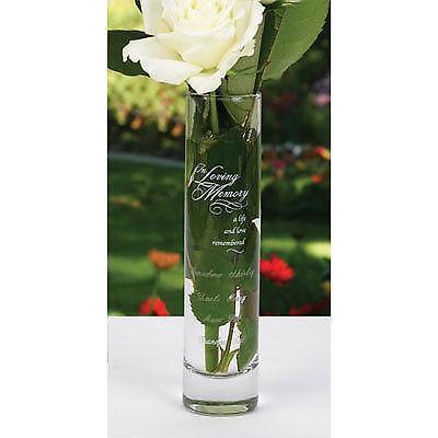 Memorial Vase Ebay