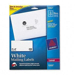 avery mailing labels - Avery Colored Labels