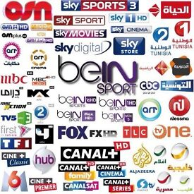 Alternative Satellite Options TV Option Viewing channels from around the world and more.