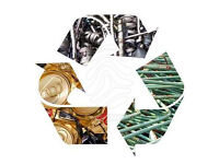SCRAP METAL COLLECTION IN BERKSHIRE, SAME DAY AND RUBBISH REMOVAL