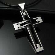 Edelstahl Kreuz
