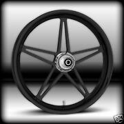 Sportster Wheels Black