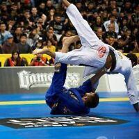 Brazilian jiu jitsu lessons