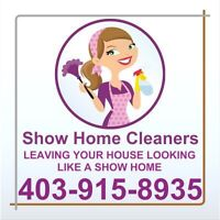 Show Home Cleaners
