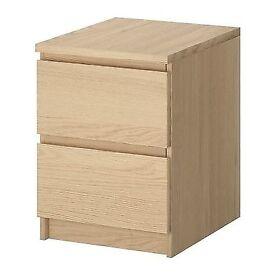 Malam 2 drawers IKEA