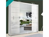 🤩🤩UNIQUE STYLE 🌈🌈STYLISH DESIGN SLIDING 2-DOOR WARDROBE 😍 AVALIBLE IN CHEAPEST PRICE EVER 🎇💐