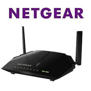 RFB NETGEAR WIFI CABLE MODEM ROUTER C6220 AC1200 188612293 340 MBPS DOCSIS INTERNET SPEED 3.0 REFURBISHED