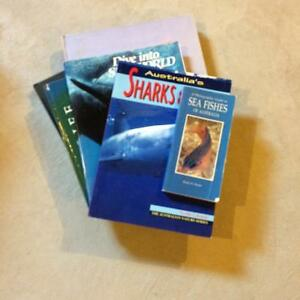 Various hard cover books Dinosaurs and Australia $10 for all