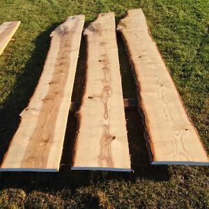 Live Edge Wood Boards