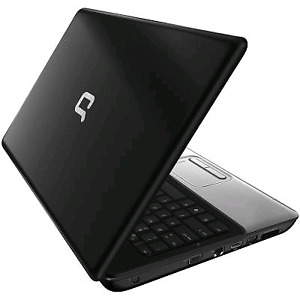 Compaq laptop dual core 2 gigs 15 inch.