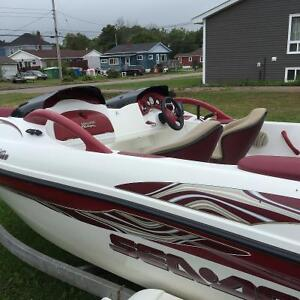 2002 Sea-Doo Boat & Trailer 4Sale!
