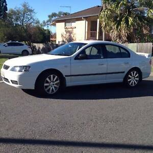 2006 Ford Falcon SR 6 months Rego Wishart Brisbane South East Preview
