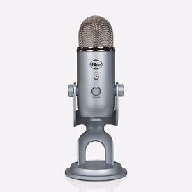 Blue Microphones - Yeti USB microphone