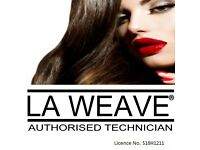 Mobile hair extensions - LA Weave & braided sew-in weave - Nottinghamshire - get in touch! x