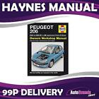 Peugeot 206 Haynes Manual