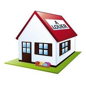 Je recherche une Maison à loué (OPTION ACHAT)