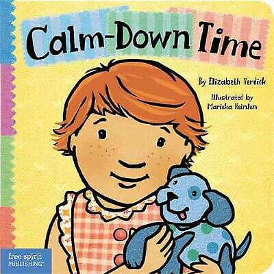 Calm-Down Time, Hardcover by Verdick, Elizabeth; Heinlen, Marieka (ILT), Bran...