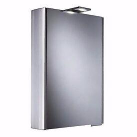 NEW IN BOX Roper Rhodes Ascension Designer Bathroom Storage Luxury Mirror Cabinet RRP £450 SAVE £225