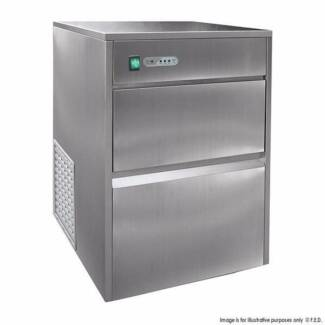 Commercial Self-Contained Ice Makers ZB26 Ice Maker