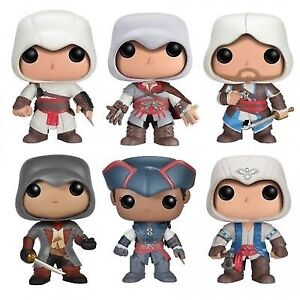 Recherche funko pop assassins creed