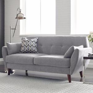 Artesia Sofa by Serta at Home BEIGE NEW !