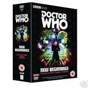 Doctor Who New Beginnings