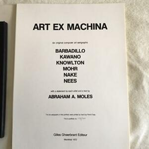 Art Ex Machina