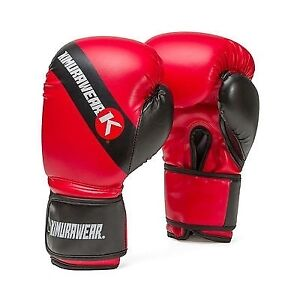 Kimurawear Kickboxing Gear: Gloves, Shin guards, head gear