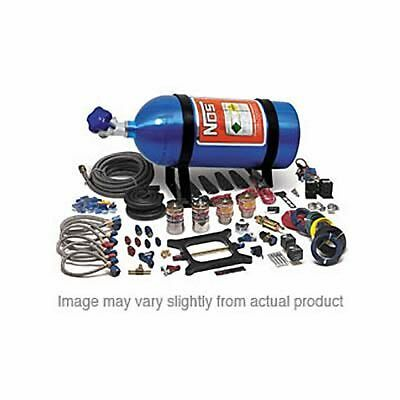 NOS  Nitrous Oxide System, Dual Stage Big Shot, Wet, 175-400 hp, 10 lb. Bottle,