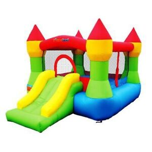 Bounce land inflatable.