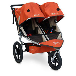 Bobs Double Stroller Used