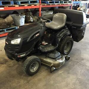 """Craftsman 24hp 54"""" lawn tractor with bagger"""