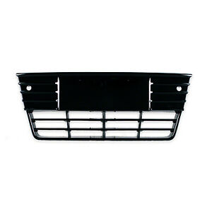 Ford Focus Front Bumper Cover Grille With Park Assist Holes