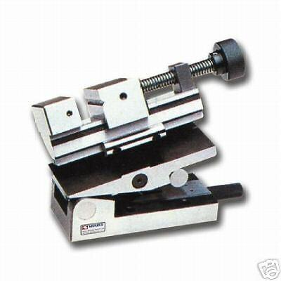 Sinusschraubstock  73 mm 2 Achsen Präzisionsausführung
