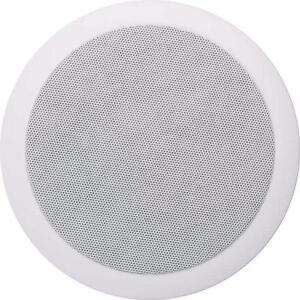 Polk Audio TC60I Round 2-Way 6.5-Inch Angled In-Ceiling Loudspeaker(No Cover)
