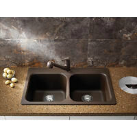 BRAND NEW - BLANCO Vision 210 Kitchen Sink - Cafe