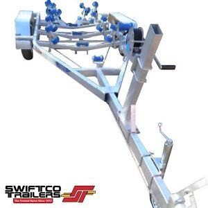 Swiftco 6.0 Metre Boat Trailer. Buy from $5.62 per day Molendinar Gold Coast City Preview