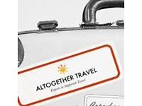 Holiday Companion service / Carers/ UK/ Worldwide - Care Registered Travel company
