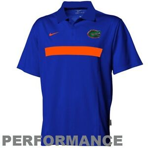 Nike Florida Gators Performance / Polo Just Do It Shirt --- Size M,L,XL,XXL