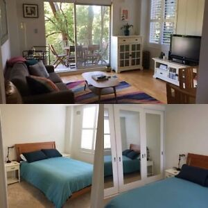 3 MONTH MINIMUM - BILLS INCL, 1 LG BEDROOM IN 2 BEDROOM APARTMENT Neutral Bay North Sydney Area Preview